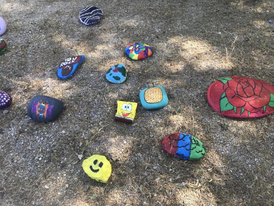Kindness Rocks - Literally