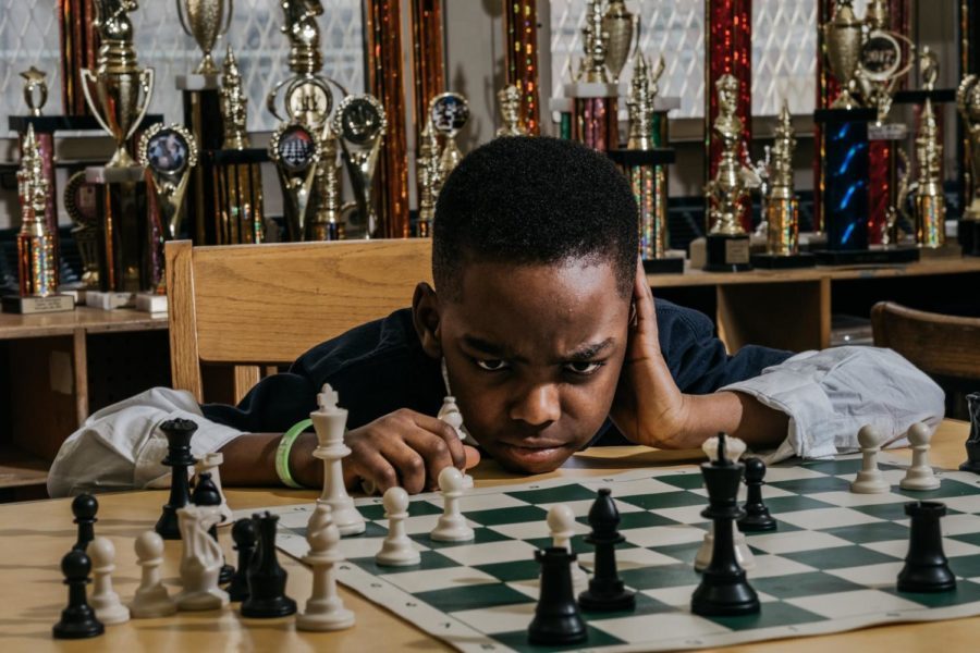 8-Year-Olds Amazing Chess Story