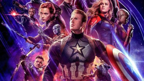 Avengers Endgame – *Spoilers at the End*