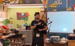 Chris Lochhead: Living the Bagpipe Dream