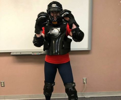Haley Criger Shares Her Experience Learning Self Defense