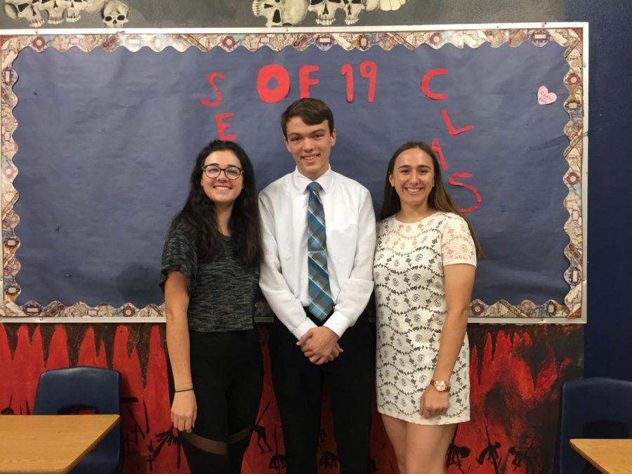 Top Three Scholars of Sahuaro Compete for Valedictorian