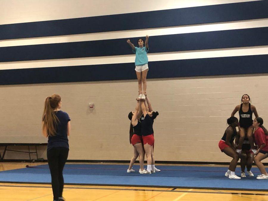 Big Changes in Cheer
