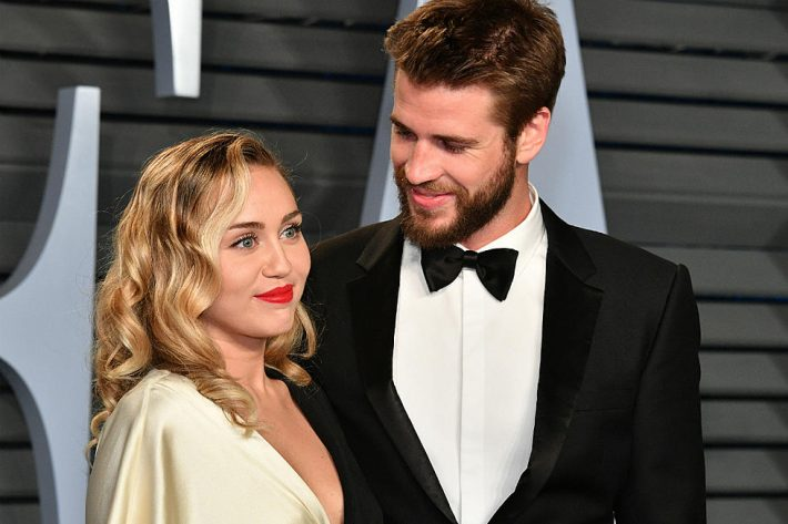 Miley and Liam's Dramatic Split