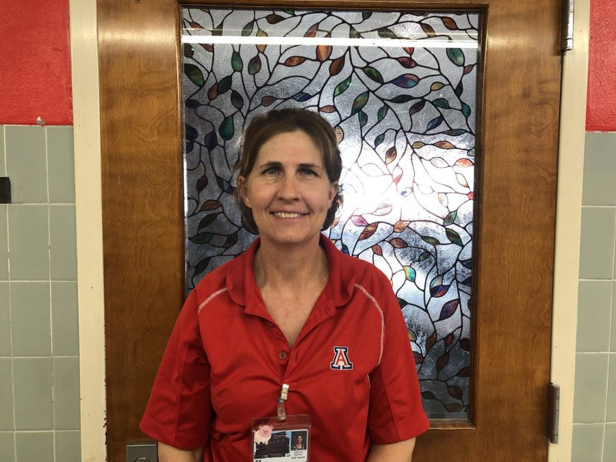 A Change For Mrs. Stedman… And The School