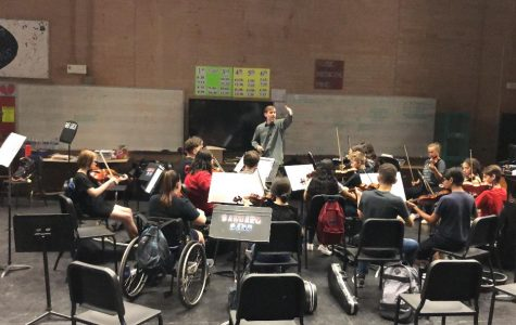 A Day in the Life of Sahuaro's Orchestra Classes