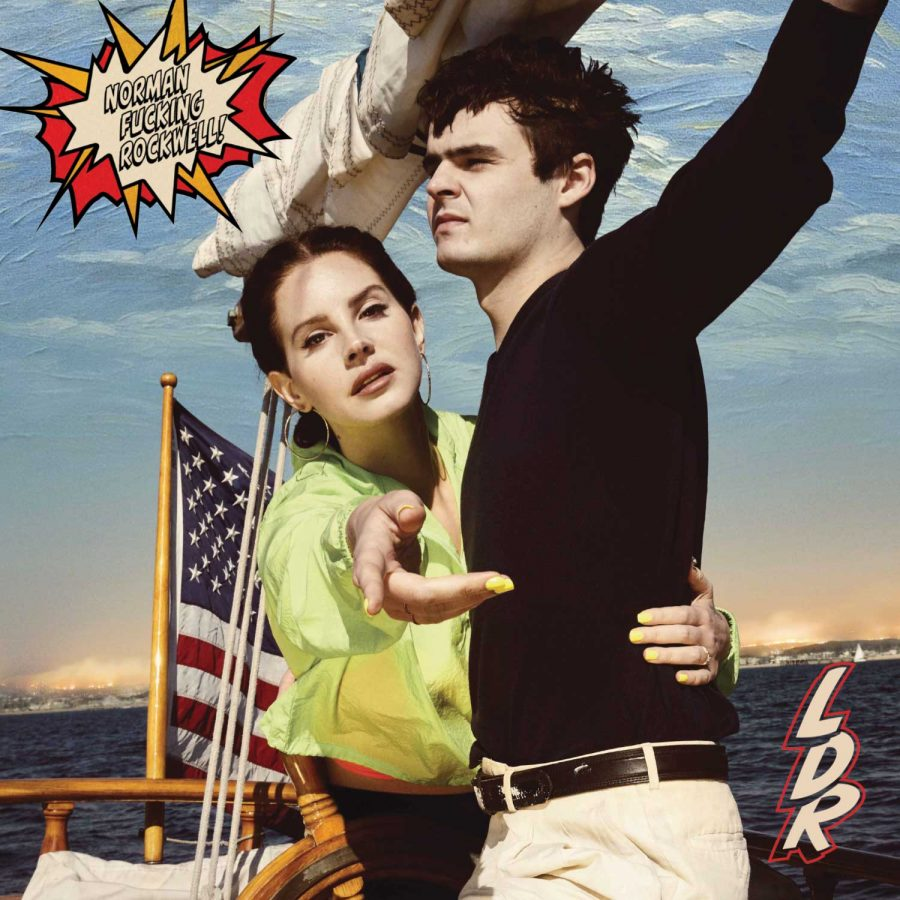Norman Fricking Rockwell! by Lana Del Rey, A Review
