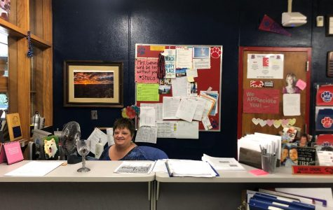 New Position In The Front Office For Ms. Genung!