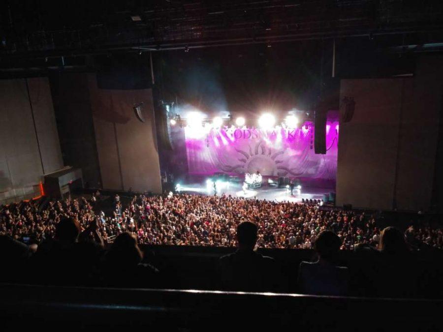 Godsmack live at the Comerica Theatre
