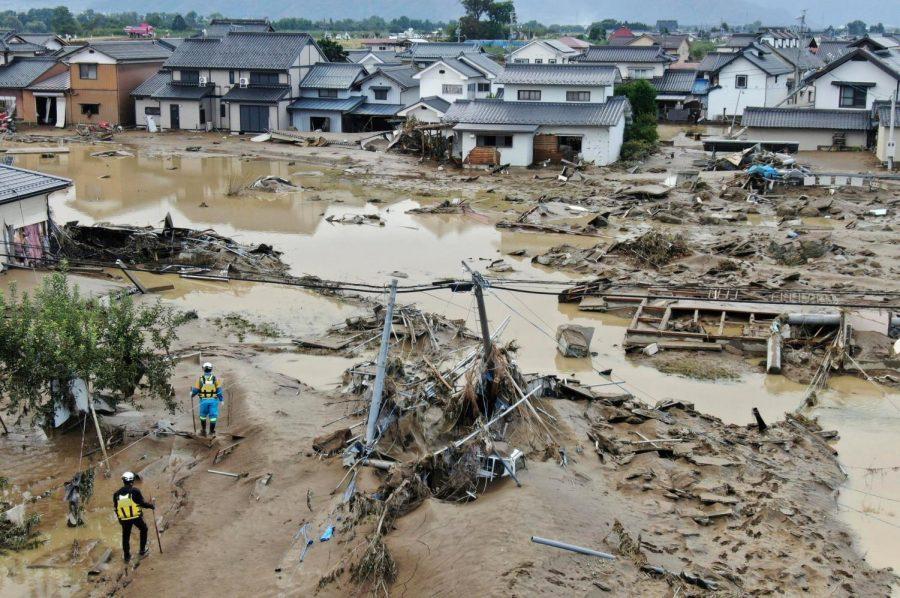 Typhoon+Hagibis+Hits+Japan