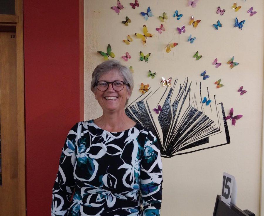 Meet Sahuaro Alumnus Mrs. Krieg - Your New Librarian!