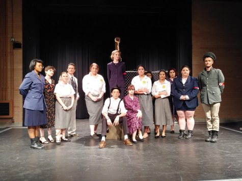 `The Fairy Tale Network` Play By The Sahuaro Theatre Class