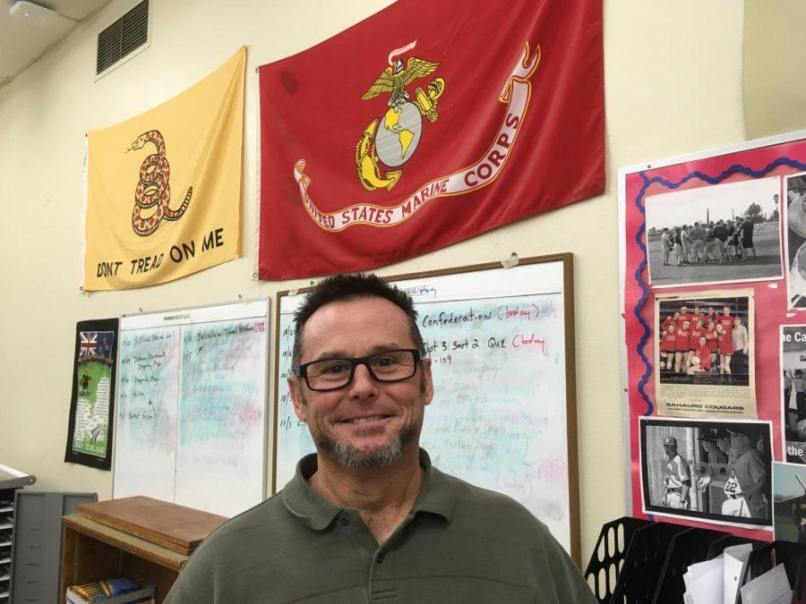 Sahuaro Salutes Our Veterans