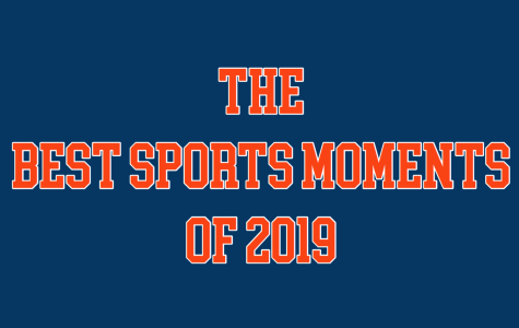 Top 10 Sports Moments of 2019