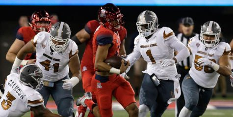 Sundevils Demolished Wildcats