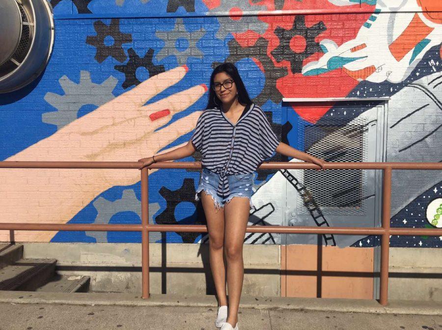 Senior Spotlight: Sabrina Padilla