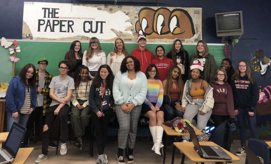 The Paper Cut: Your New Favorite Class