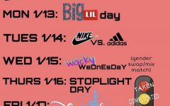 First Spirit Week Of 2020!