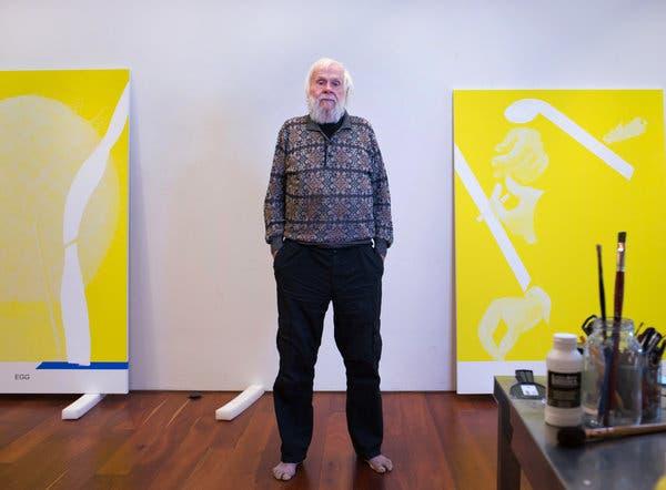 Artist John Baldessari Passes