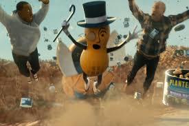 The Tragic Death of Mr. Peanut