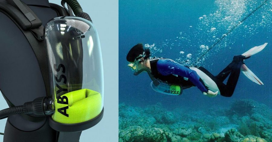 Exolung - A Way to Breathe Underwater...Endlessly