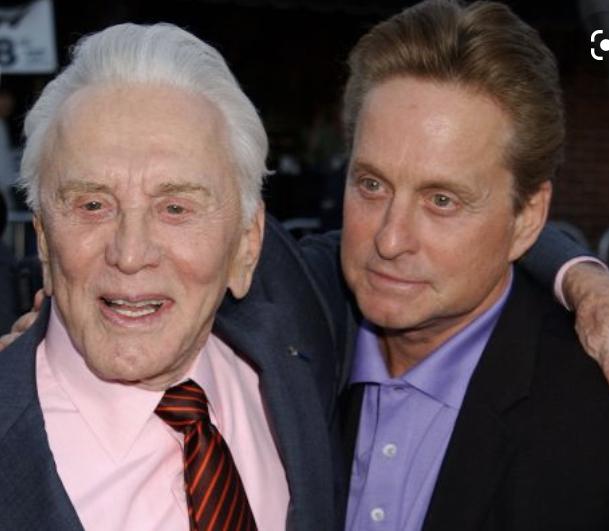 Kirk Douglas Leaves $80 Million to Charity