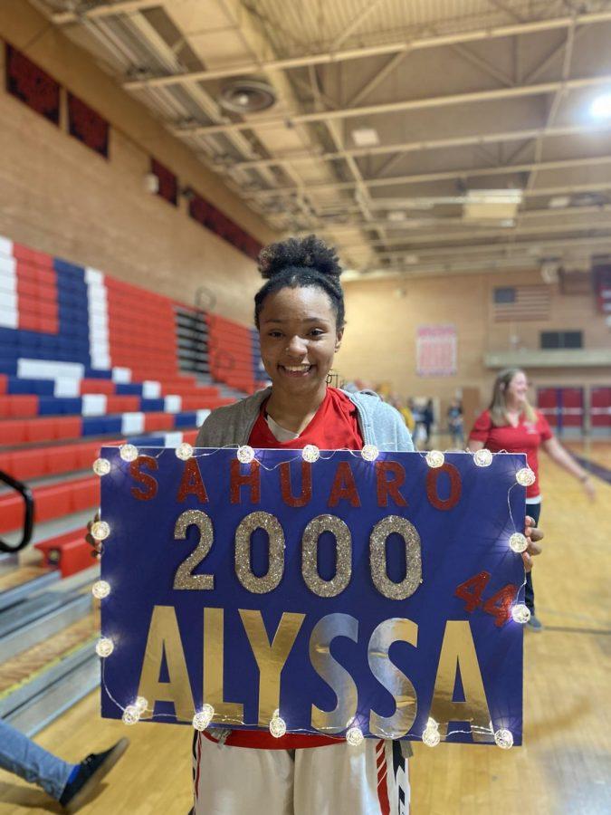 """Alyssa """"The Certified Baller"""" Brown"""
