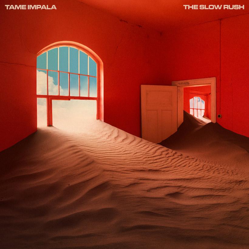 Tame Impala- The Slow Rush album cover