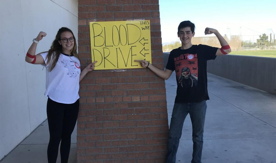 NHS Blood Drive- The Importance of Your Blood
