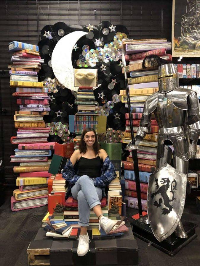 Alex Thwaits: Womens Day Senior Spotlight