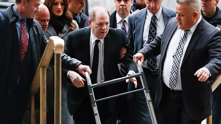 Producer+Harvey+Weinstein+arriving+to+court+%28Photo+from+BBC%29
