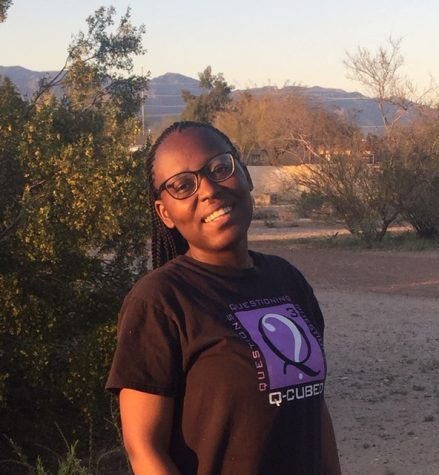 Flinn Scholar, Christina Niyigena