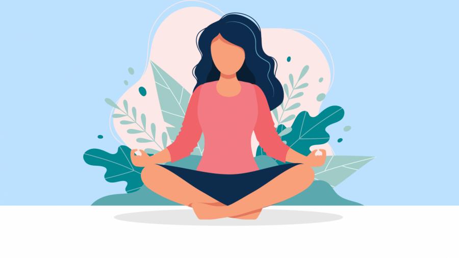 Keep Calm and Meditate Om
