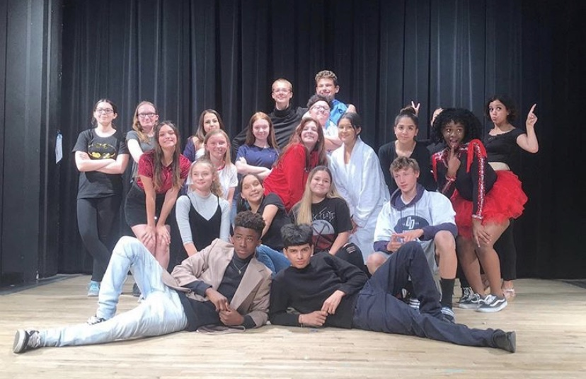 Drama Class... But Over Zoom