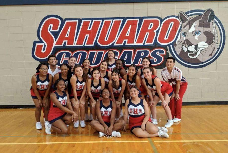 Cheering for Cheer Season!