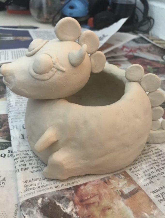 Ms. Kimbley's Virtual Ceramics Class