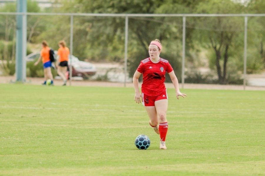Quinn Riley: The Queen of Soccer