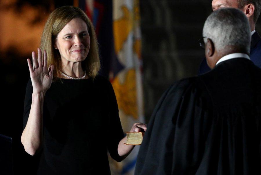 Amy Coney Barrett Gets Confirmed By Senate