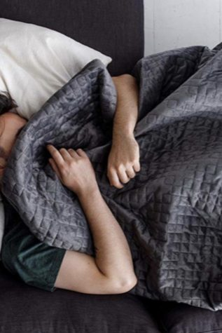 The Blanket That Hugs You Back