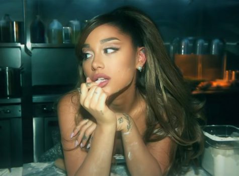 Ariana Grande Releases Playful New Album,