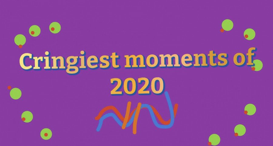 Cringiest Moments of 2020