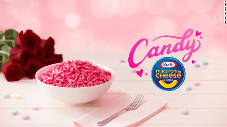 Kraft Adds a Valentine's Twist to its Classic Mac and Cheese