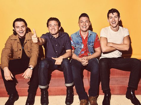 Arctic Monkeys: Smoke and Mirrors interview with Under The Radar Magazine