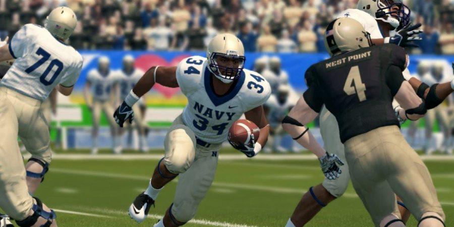The Nostalgic Return of EA Sports' College Football game