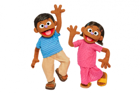 Meet The Newest Sesame Street Characters: Noor and Aziz