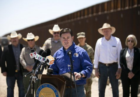 Arizona Governor Doug Ducey Deploys National Guard to U.S.-Mexico Border