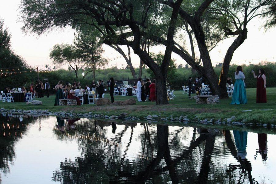 The venue, La Mariposa