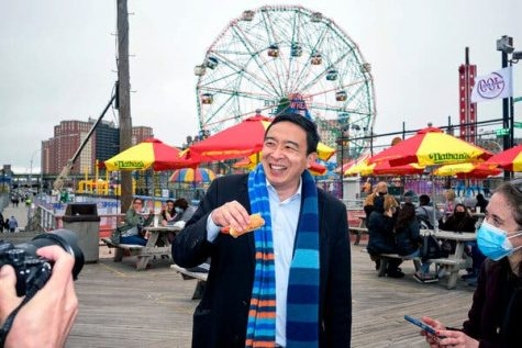 Andrew Yang Supports Israel