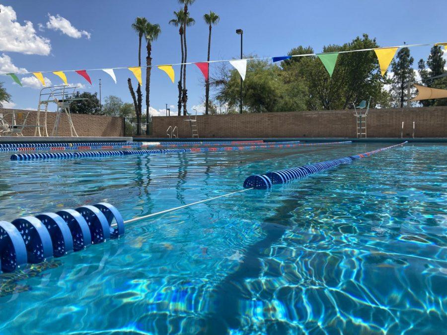 Sahuaro's Swim Team Ready To Dive Into Action