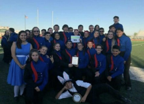 Students Are Saving the Heartbeat of Sahuaro- Marching Band